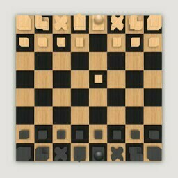 3D Hartwig chess set
